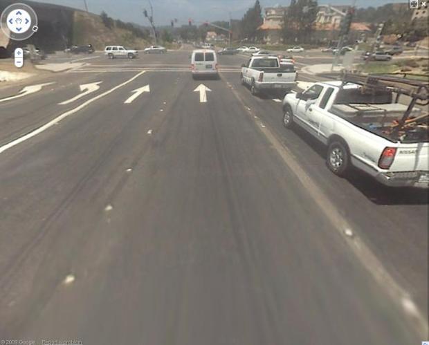El Camino Real Intersection