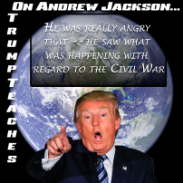 Trump Teaches - Andrew Jakson