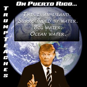 Trump Teaches - Puerto Rico