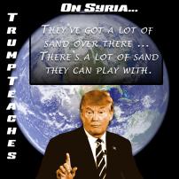 Trump Teaches - Syria
