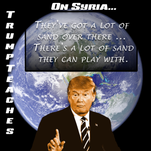 Trump Teaches - Syria