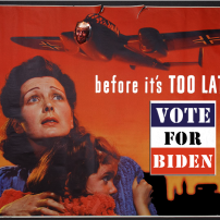VOTE FOR BIDEN@0.5x
